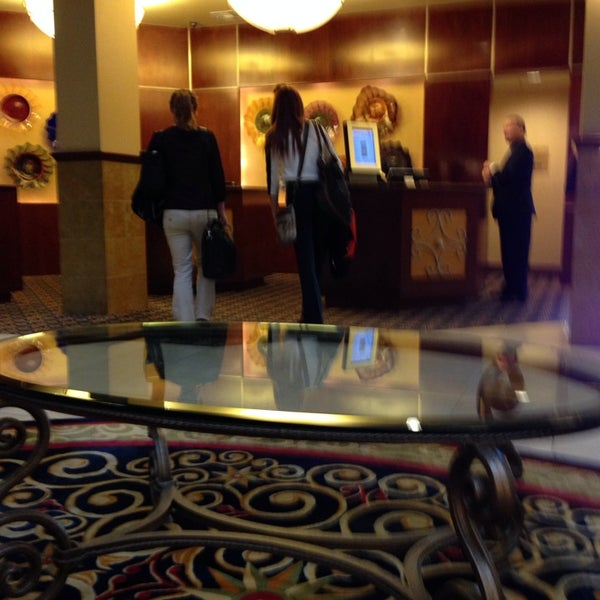Photo taken at Houston Marriott South at Hobby Airport by Barry H. on 5/28/2014