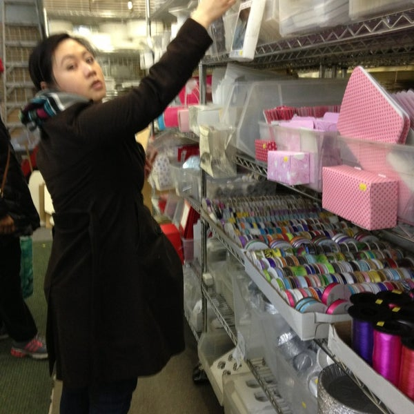 Photo taken at NY Cake & Baking by Rj T. on 2/21/2013