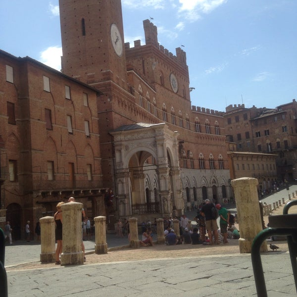 Photo taken at Siena by Michelle P. on 8/1/2015