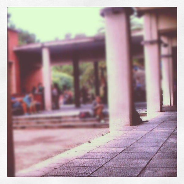 Photo taken at Facultat de Formació del Professorat UB by Joel G. on 9/19/2012