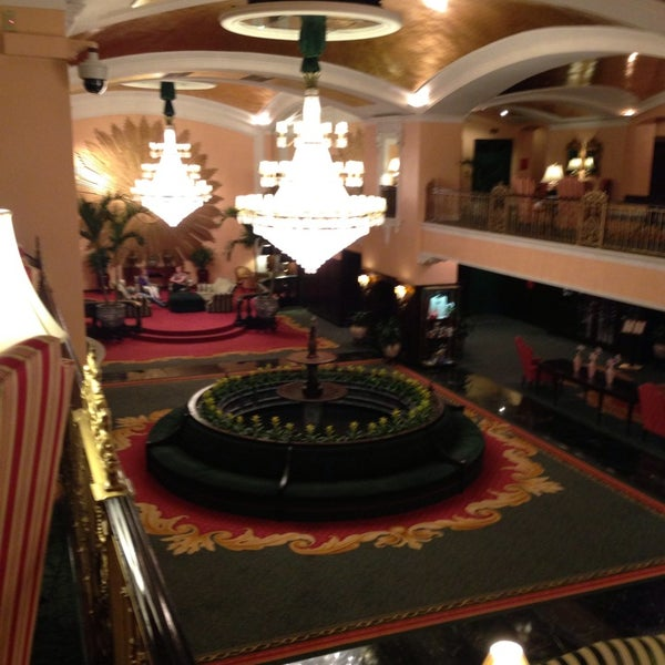 Photo taken at Amway Grand Plaza Hotel by Nate M. on 7/28/2013