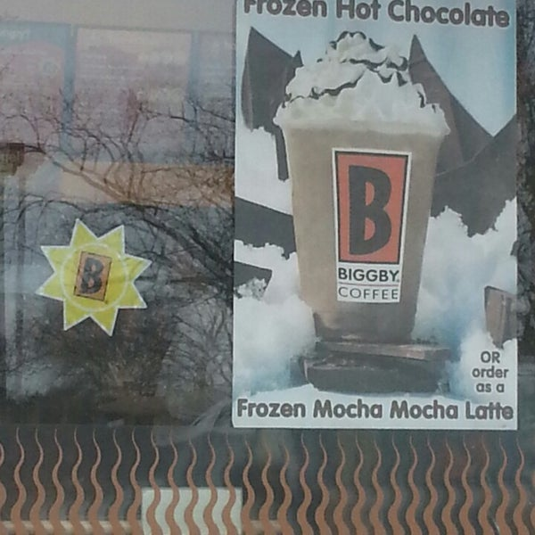 Photo taken at BIGGBY COFFEE by Corrie R. on 3/24/2013