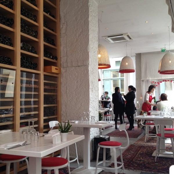 Restaurant Cafe Mademoiselle Lyon