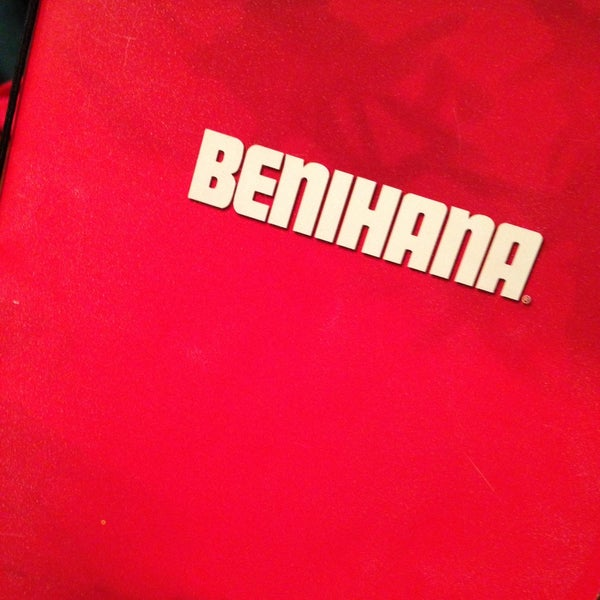 Photo taken at Benihana by Tina R. on 4/30/2013