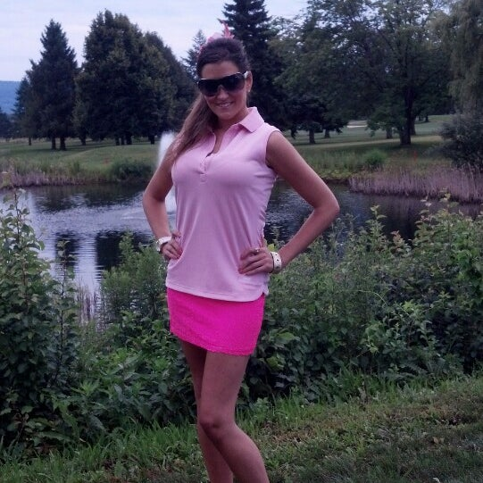 Photo taken at Penn State Golf Courses by Amanda A. on 8/2/2013
