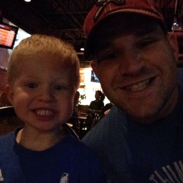Photo taken at Buffalo Wild Wings by John A. on 11/9/2013