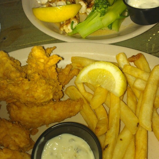 The kids mahi tenders are awesome fried or grilled!!!