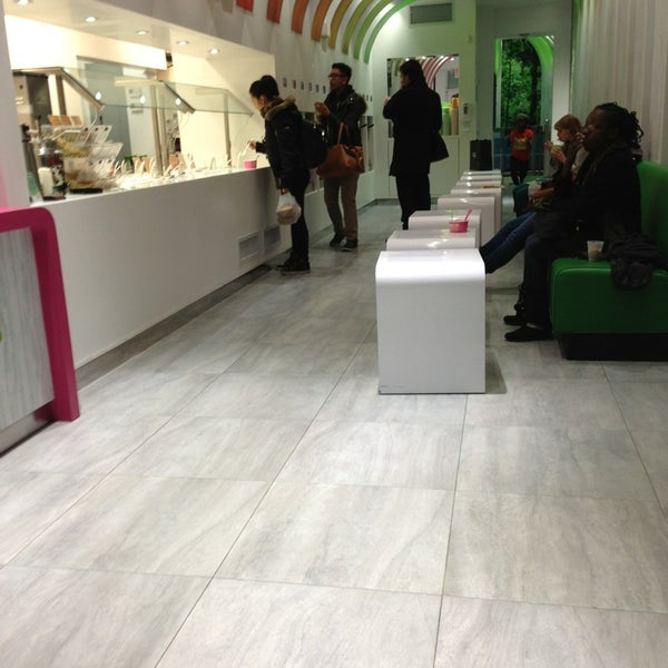 Photo taken at 16 Handles by Mary M. on 1/21/2013