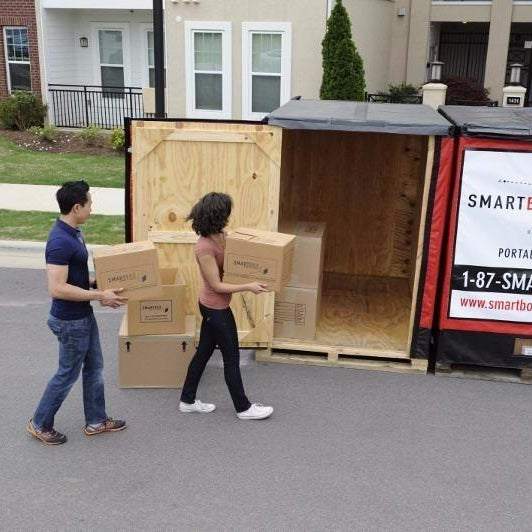 Photos at Smartbox Moving and Storage - Plano, TX