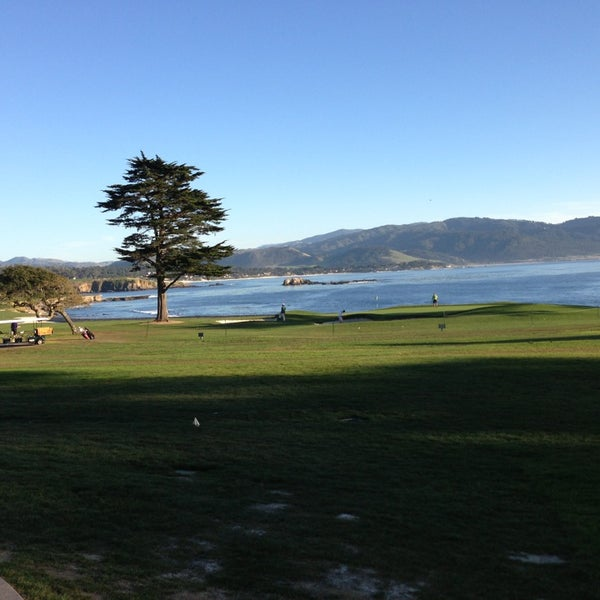 Photo taken at The Lodge at Pebble Beach by Adru on 2/16/2013