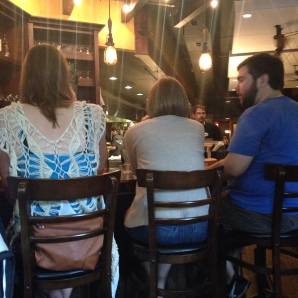 Photo taken at Tupelo Honey Cafe by Emily S. on 6/28/2014
