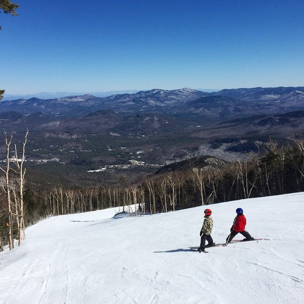 Photo taken at Whiteface Mountain by Rob W. on 3/19/2015
