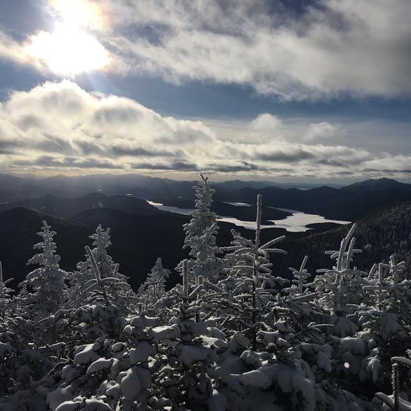 Photo taken at Whiteface Mountain by Rob W. on 1/20/2016