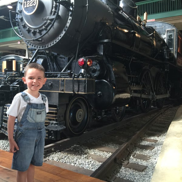 Photo taken at Railroad Museum of Pennsylvania by Michael G. on 8/27/2016