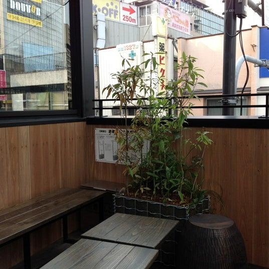 Photo taken at Starbucks Coffee 神楽坂下店 by sohei on 4/25/2012