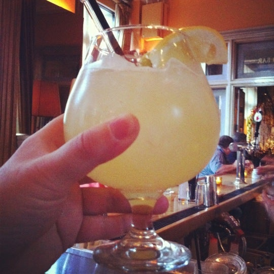 The Grand Margharitas are a must-try