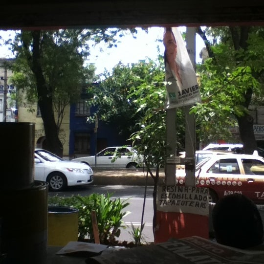 Photo taken at Avenida Cuitláhuac by Diego B. on 6/15/2012
