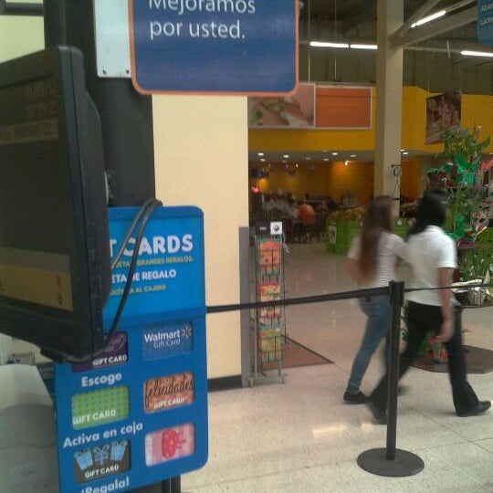 Photo taken at Walmart by Andres C. on 5/31/2012