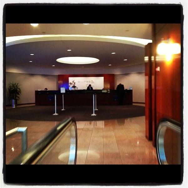 Denver United Terminal: Photos At United Club East