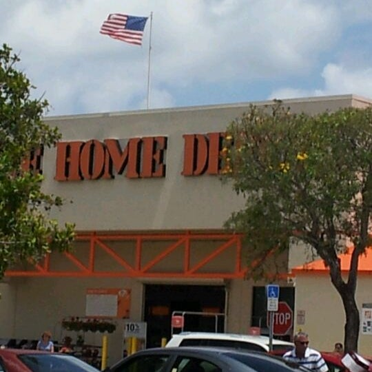 Home Depot St Jacques Hours
