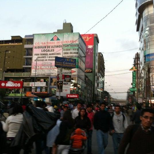 Foto tomada en Gamarra por Daniel L. el 6/23/2012