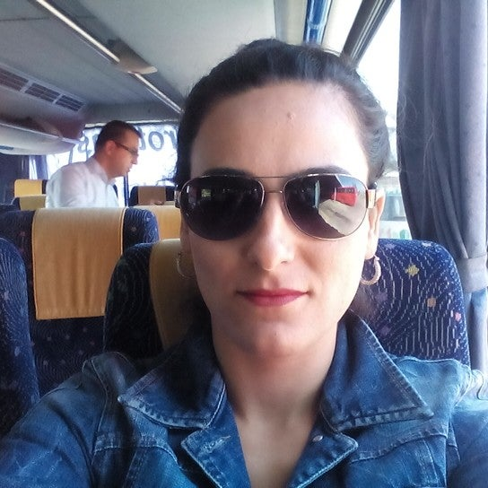 Photo taken at Autobusna stanica by Gülcan T. on 8/29/2014