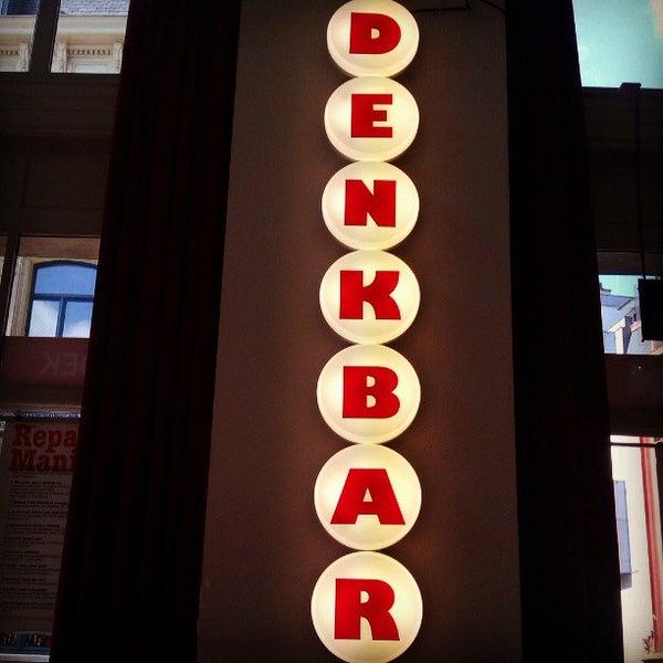Photo taken at Vooruit Café by Birgit G. on 9/15/2013