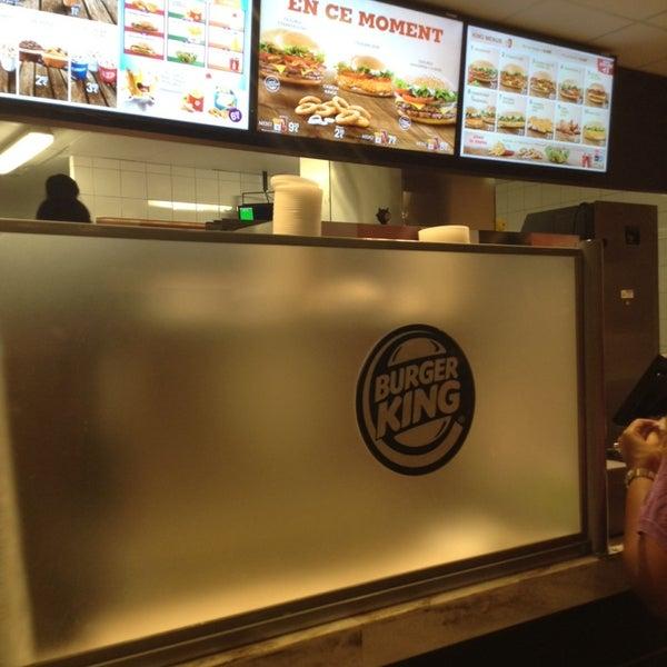 burger king fast food lamentin. Black Bedroom Furniture Sets. Home Design Ideas