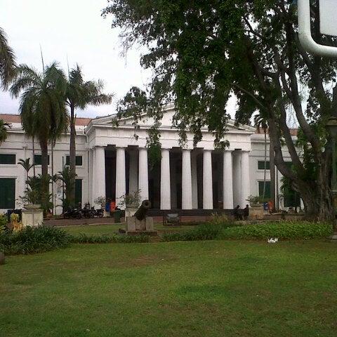 Photo taken at Museum Seni Rupa dan Keramik by risma f. on 11/26/2013