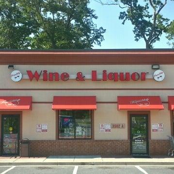 Photo taken at Friendship Wine & Liquor by Friendship Wine & Liquor on 7/15/2014