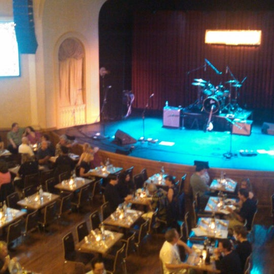 Photo taken at Napa Valley Opera House by Ralph on 6/28/2014