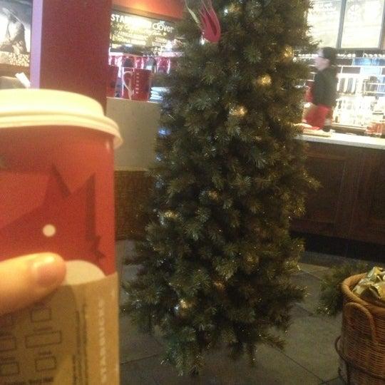 Photo taken at Starbucks by Cara C. on 12/9/2012