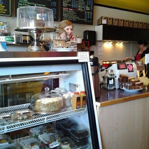 Photo taken at The Coffee Shop NE by Jill G. on 3/22/2013
