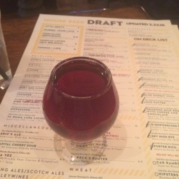 Photo taken at HopCat by Jason D. on 2/23/2016