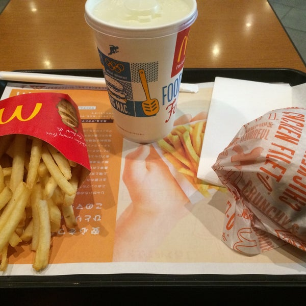 Photo taken at McDonald's by おかず on 4/7/2015