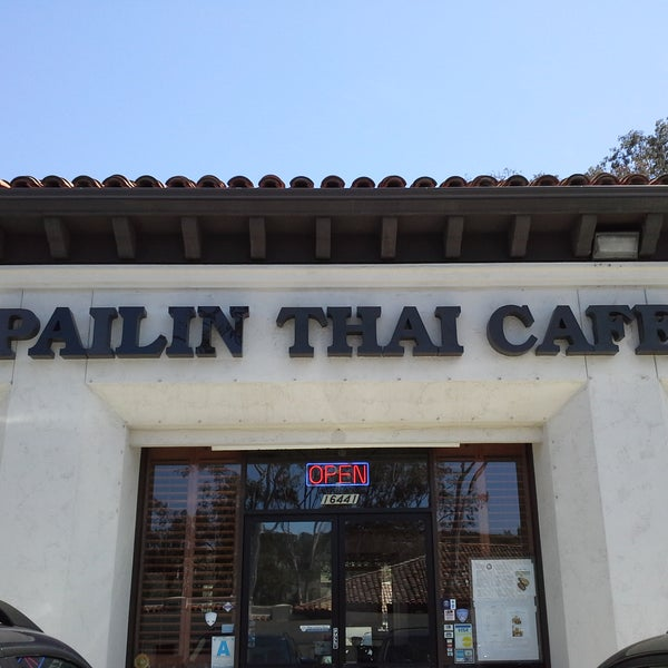 Thai Food In Rancho Bernardo