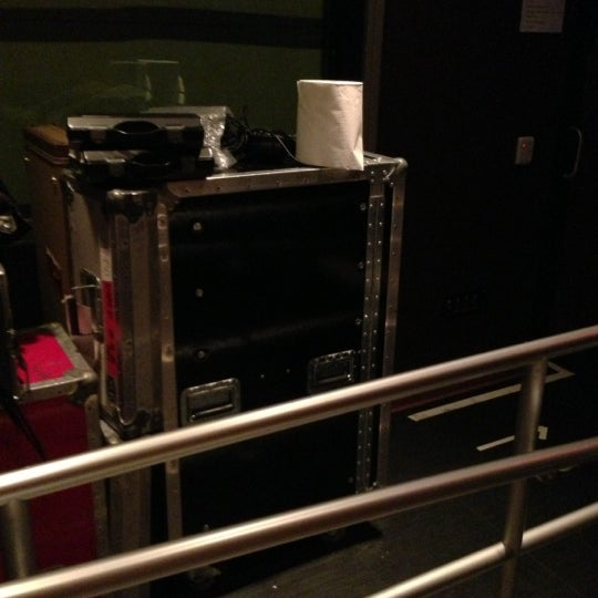 Photo taken at iHeartRadio Theater by JJ K. on 12/12/2012
