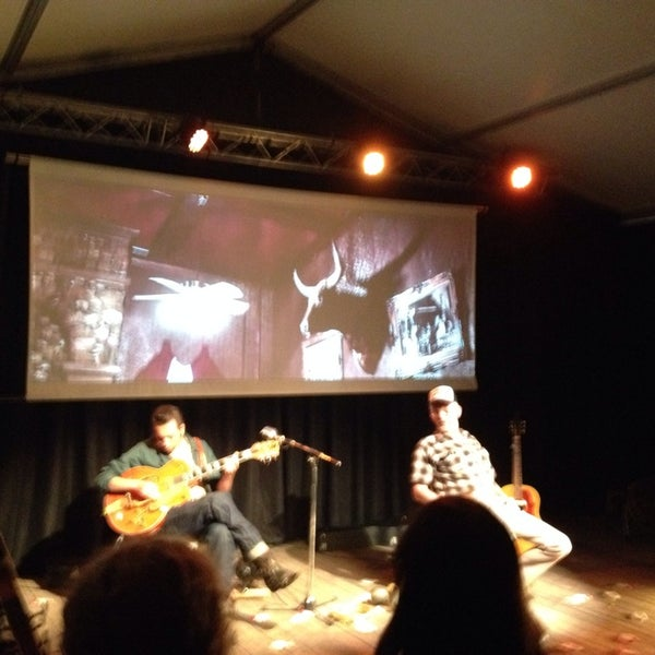 Photo taken at Festivalplein Theaterfestival Boulevard by Nicoline M. on 8/17/2014