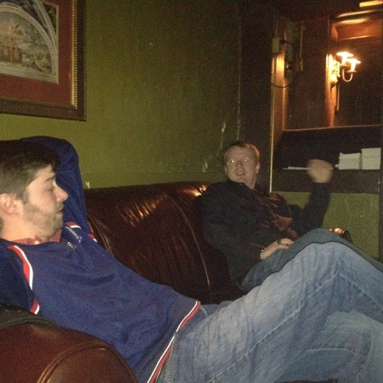 Photo taken at The Blue Monkey Lounge by Jason R. on 2/26/2012