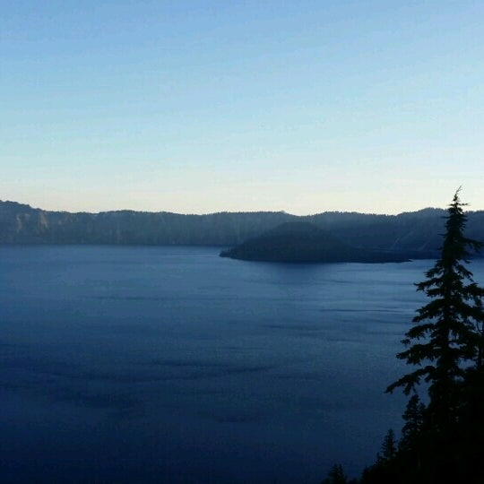 Photo taken at Crater Lake National Park by Anthony M. on 8/21/2016
