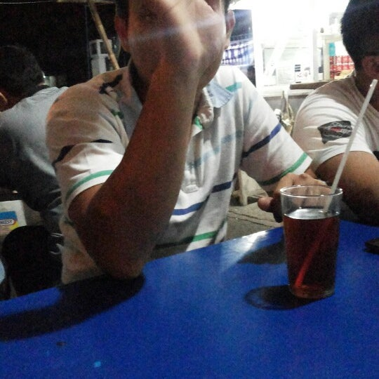 Photo taken at Roti Bakar Eddy by Haryo B. on 9/22/2015