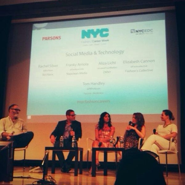 Photo taken at The New School Auditorium at 66W 12th by Franky A. on 7/21/2014
