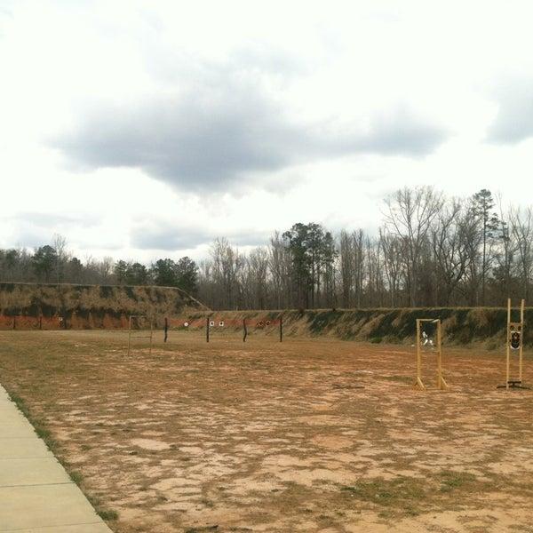 Cedar Creek WMA Shooting Range