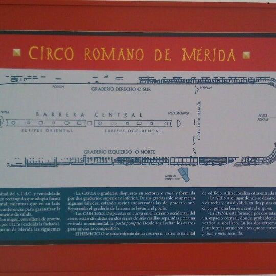 Photo taken at Circo Romano by David V. on 1/5/2014