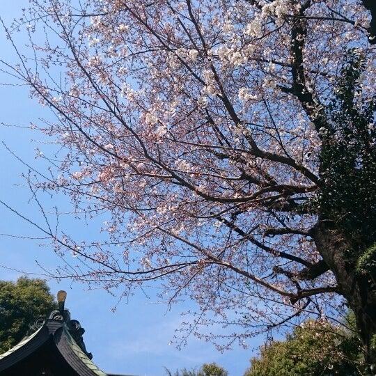 Photo taken at 大塚天祖神社 by indigo on 3/28/2015