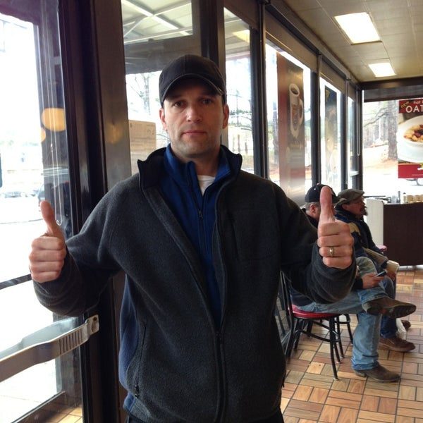 Photo taken at Waffle House by Brian P. on 2/23/2013