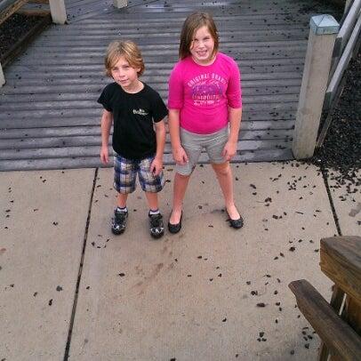 Photo taken at Annie's Playground by Shawn D. on 10/19/2012