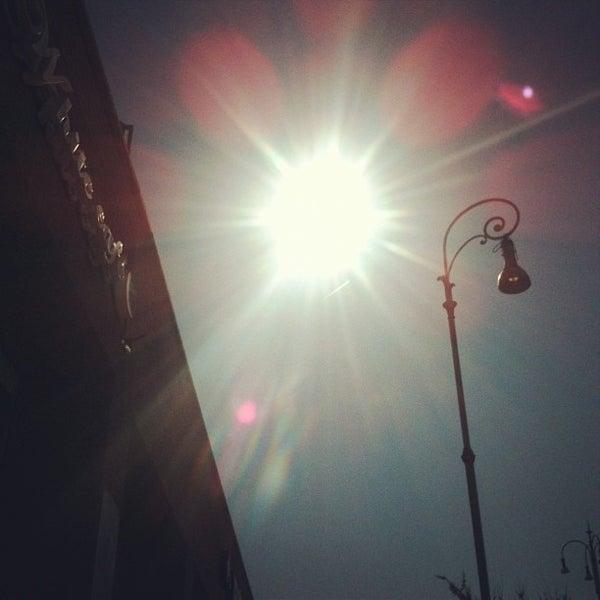 Photo taken at Ostia by Enzo W. on 4/14/2013