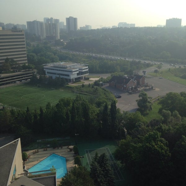 Photo taken at The Westin Prince, Toronto by Frank on 7/21/2014