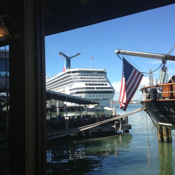 Photo taken at Fisherman's Wharf by Toni A. on 2/2/2013
